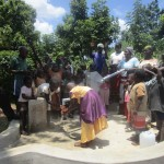 The Water Project: Mwembeni Community Well Rehabilitation Project -
