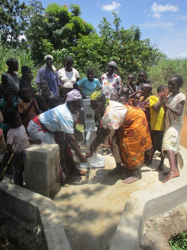 Photo of Mwembeni Community Well Rehabilitation Project