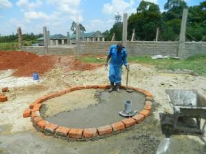 The Water Project : kenya4365-35-samitsi-girls-pad-construction