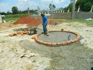 The Water Project : kenya4365-36-samitsi-girls-pad-construction