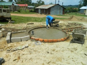 The Water Project : kenya4365-38-samitsi-girls-pad-construction