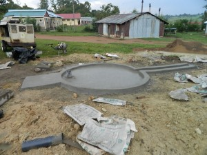 The Water Project : kenya4365-40-samitsi-girls-pad-construction