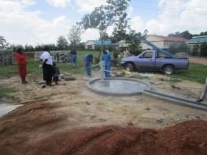 The Water Project : kenya4365-47-pump-installation