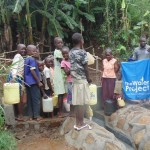 The Water Project: Mumuli Community -