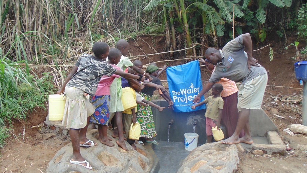 The Water Project : kenya4375-36-completed-project