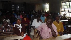 The Water Project : kenya4404-13-parents-meeting