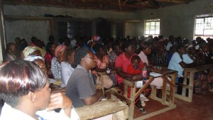 The Water Project : kenya4404-15-parents-meeting