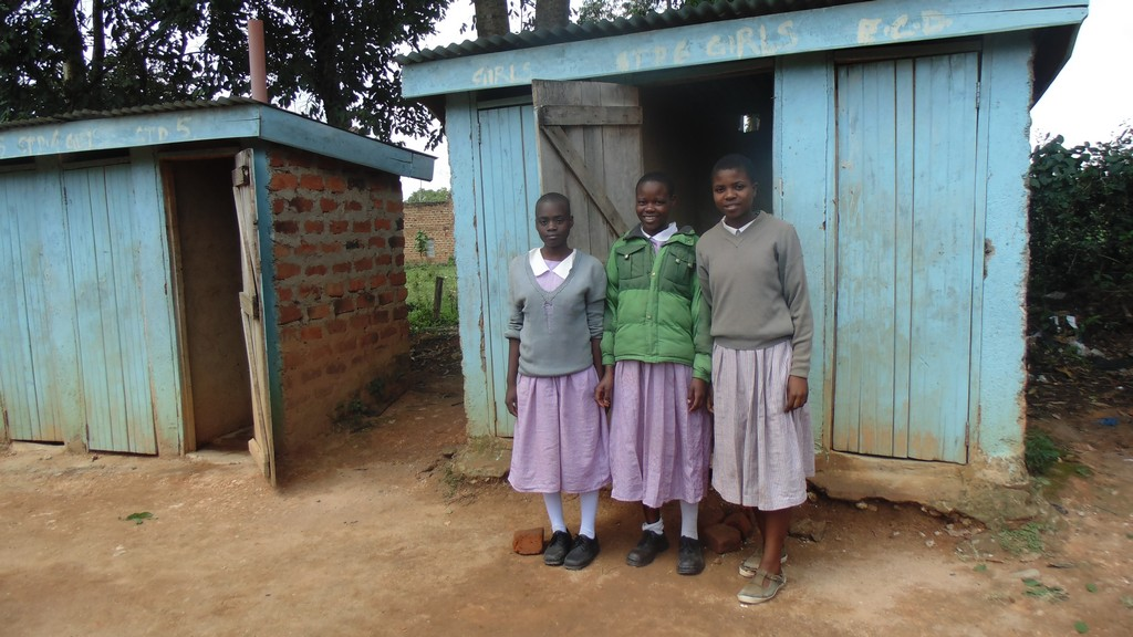 The Water Project : kenya4404-20-latrines