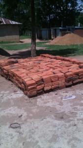 The Water Project : kenya4404-28-latrine-construction
