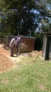 The Water Project : kenya4404-34-latrine-construction