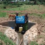 The Water Project: Esitundu Community, Amboye Spring -