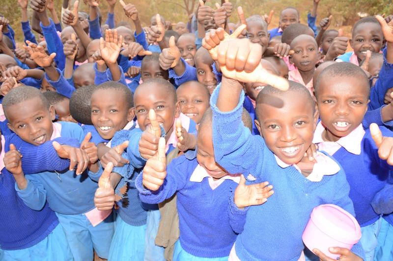 Photo of Malaa Primary School Rainwater Harvesting and Sanitation Project