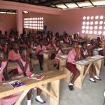 Susu Gospel Primary School Project Complete