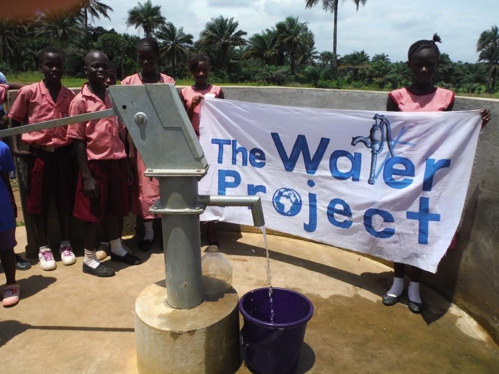 Photo of Susu Gospel Primary School New Well Project