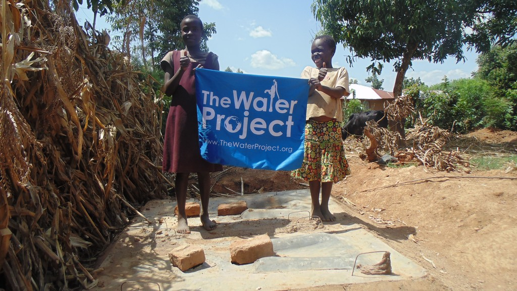 The Water Project : kenya4412-09-showcasing-latrine