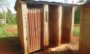The Water Project : kenya4441-02-old-latrine