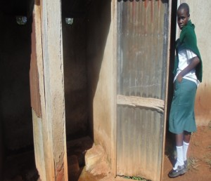 The Water Project : kenya4441-03-old-latrine