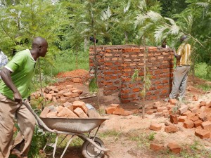 The Water Project : kenya4441-04-latrine-construction
