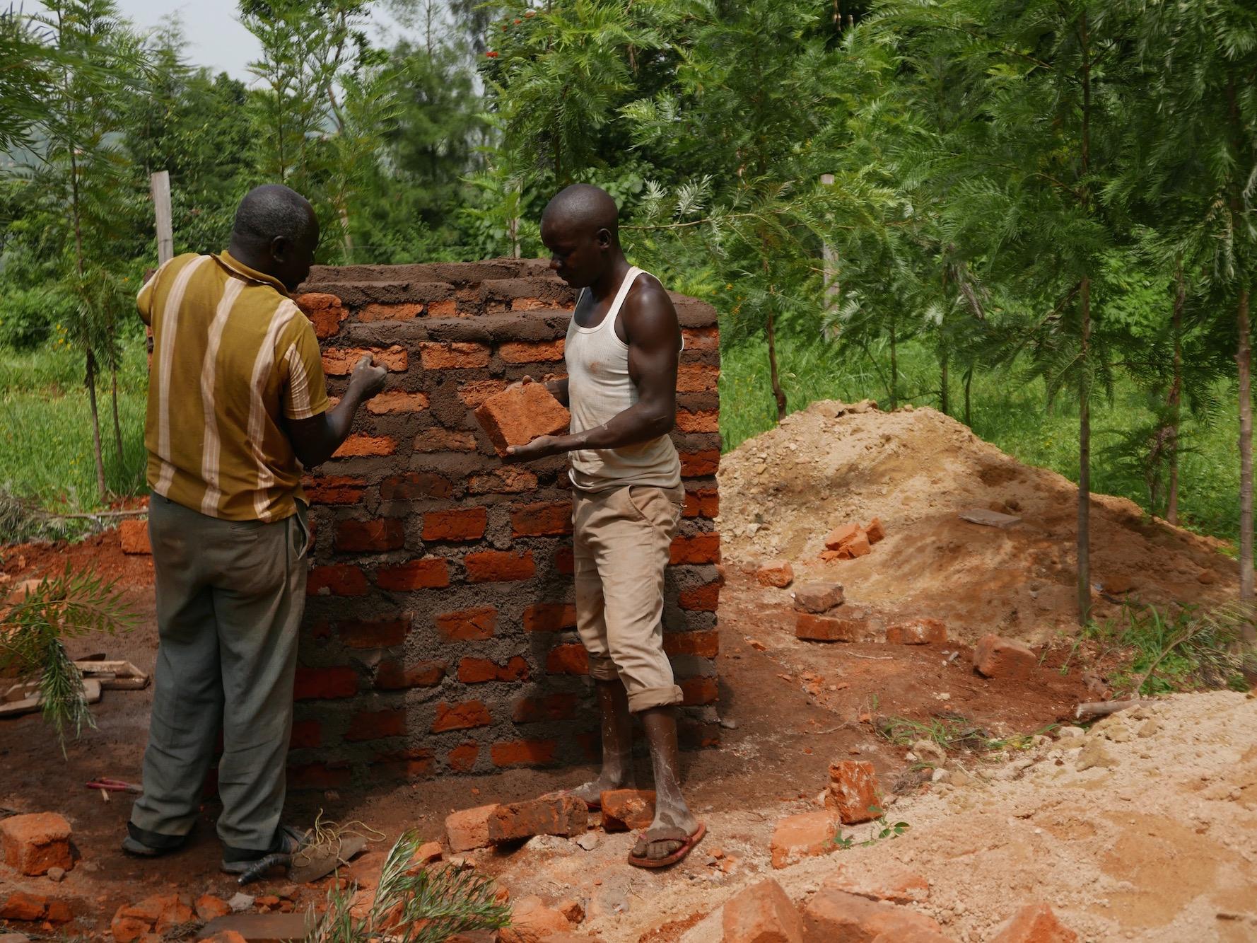 The Water Project Kenya Ebwiranyi Primary School