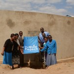 The Water Project: Uvanga Rain Water Harvesting Tank -