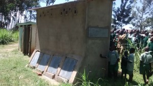 The Water Project : 11-kenya4329_latrine