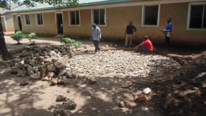 The Water Project : kenya4329-02-foundation-construction