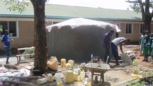 The Water Project : kenya4329-29-tank-construction