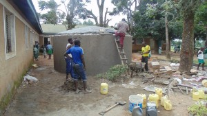 The Water Project : kenya4329-50-tank-construction