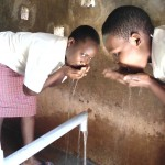 The Water Project: St. Elizabeth Lureko Girls School Well Rehabilitation -