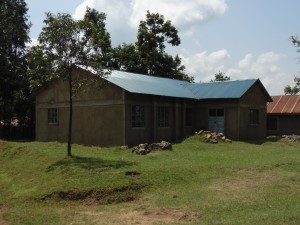 The Water Project:  Ebumwende A C K Church