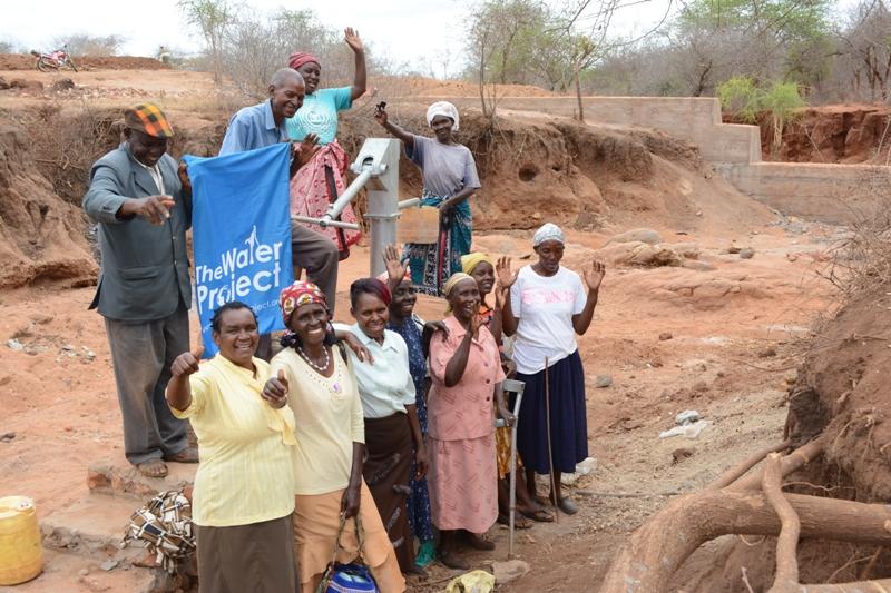 Photo of Kwa Mutunga Shallow Well Project