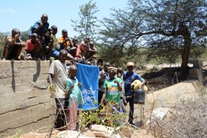 The Water Project : kenya4386-13-dam-complete