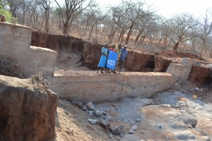 The Water Project : kenya4387-04-completed-dam