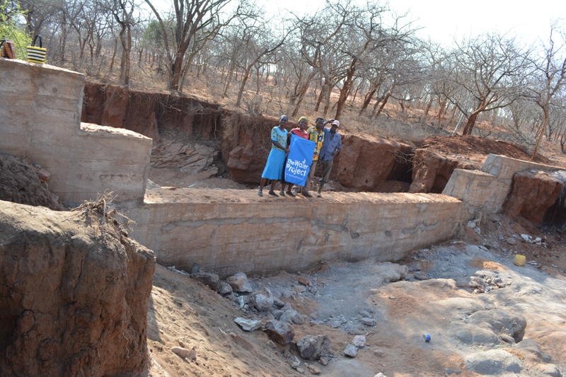Photo of Kwa Mutunga Gabion Sand Dam