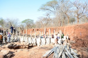 The Water Project : kenya4387-08-kwa-mutunga-shg-sd-construction