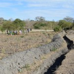 The Water Project: Vinya wa Mwau Shallow Well Project -