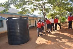 The Water Project : kenya4393-07-mituvu-secondary-school
