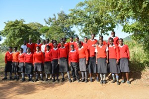 The Water Project : kenya4393-17-students