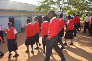 The Water Project : kenya4393-20-students