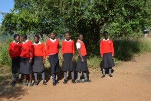 The Water Project : kenya4393-23-students