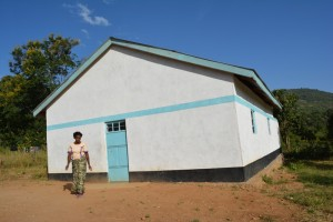 The Water Project : kenya4393-24-girls-dormitory