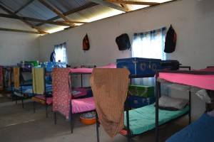 The Water Project : kenya4393-25-girls-dormitory