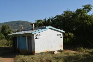 The Water Project : kenya4393-27-latrines