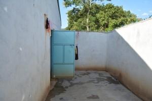 The Water Project : kenya4393-30-girls-dormitory-washing-bay