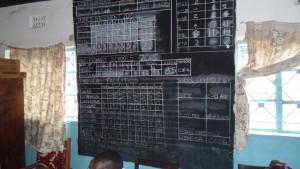 The Water Project : kenya4440-13-school-information-board