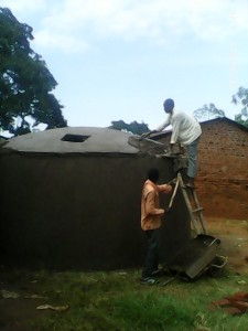 The Water Project : kenya4440-17-tank-construction