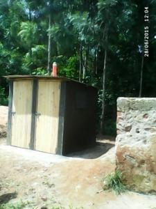 The Water Project : kenya4440-22-latrine-construction