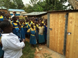 The Water Project : kenya4440-29-completed-latrines