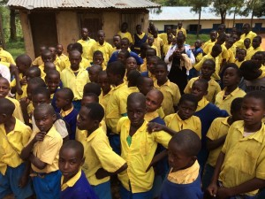 The Water Project : kenya4440-35-students