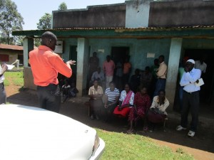 The Water Project : kenya4453-07-ematoyi-market-community-education-recap